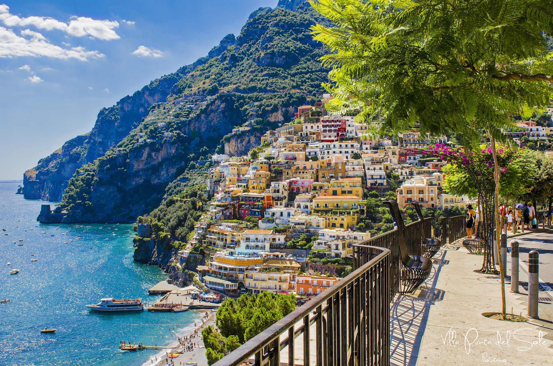 why positano villa punta del sole positano amalfi coast